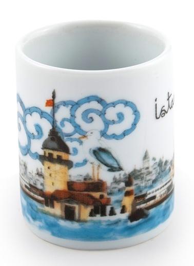 Bkg Kupa İstanbul Mini Renkli